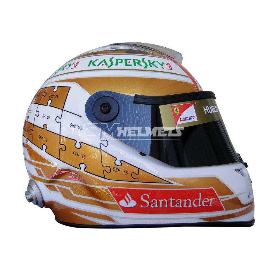 FERNANDO-ALONSO-2013-MONACO-GP-F1-REPLICA-HELMET-FULL-SIZE-1