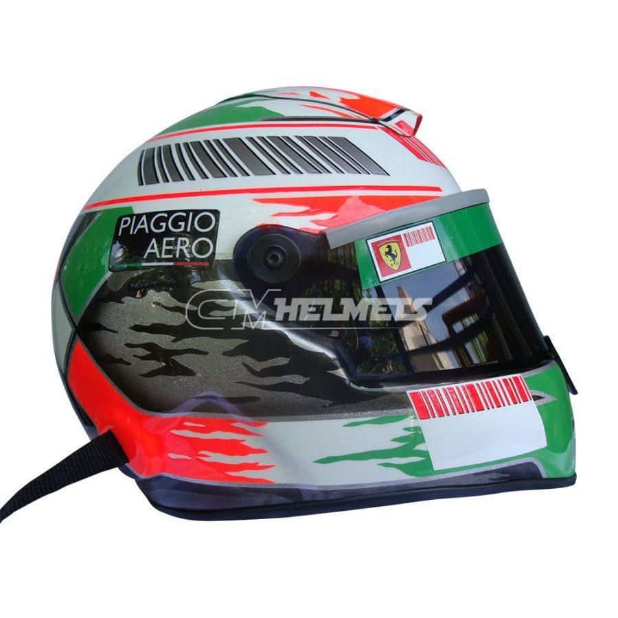 GIANCARLO FISICHELLA 2009 F1 REPLICA HELMET FULL SIZE