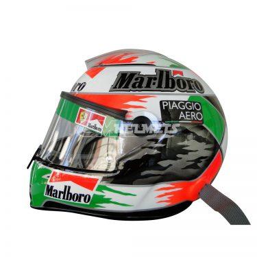 GIANCARLO FISICHELLA 2009 MARLBORO F1 REPLICA HELMET FULL SIZE
