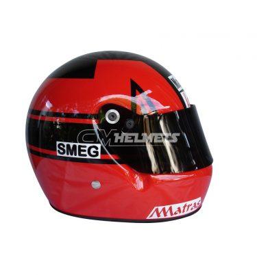 GILLES VILLENEUVE 1979 F1 REPLICA HELMET FULL SIZE
