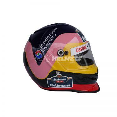 JACQUES VILLENEUVE 1997 F1 WORLD CHAMPION F1 REPLICA HELMET FULL SIZE
