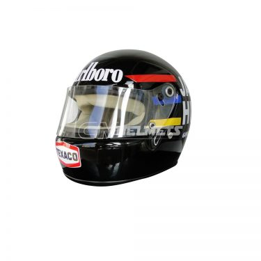 JAMES HUNT 1976 F1 REPLICA HELMET FULL SIZE