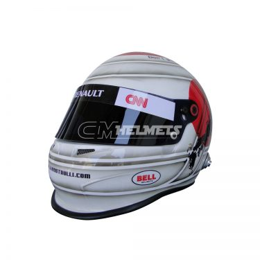 JARNO TRULLI 2011 AUSTRALIAN AND SUZUKA GP F1 REPLICA HELMET FULL SIZE
