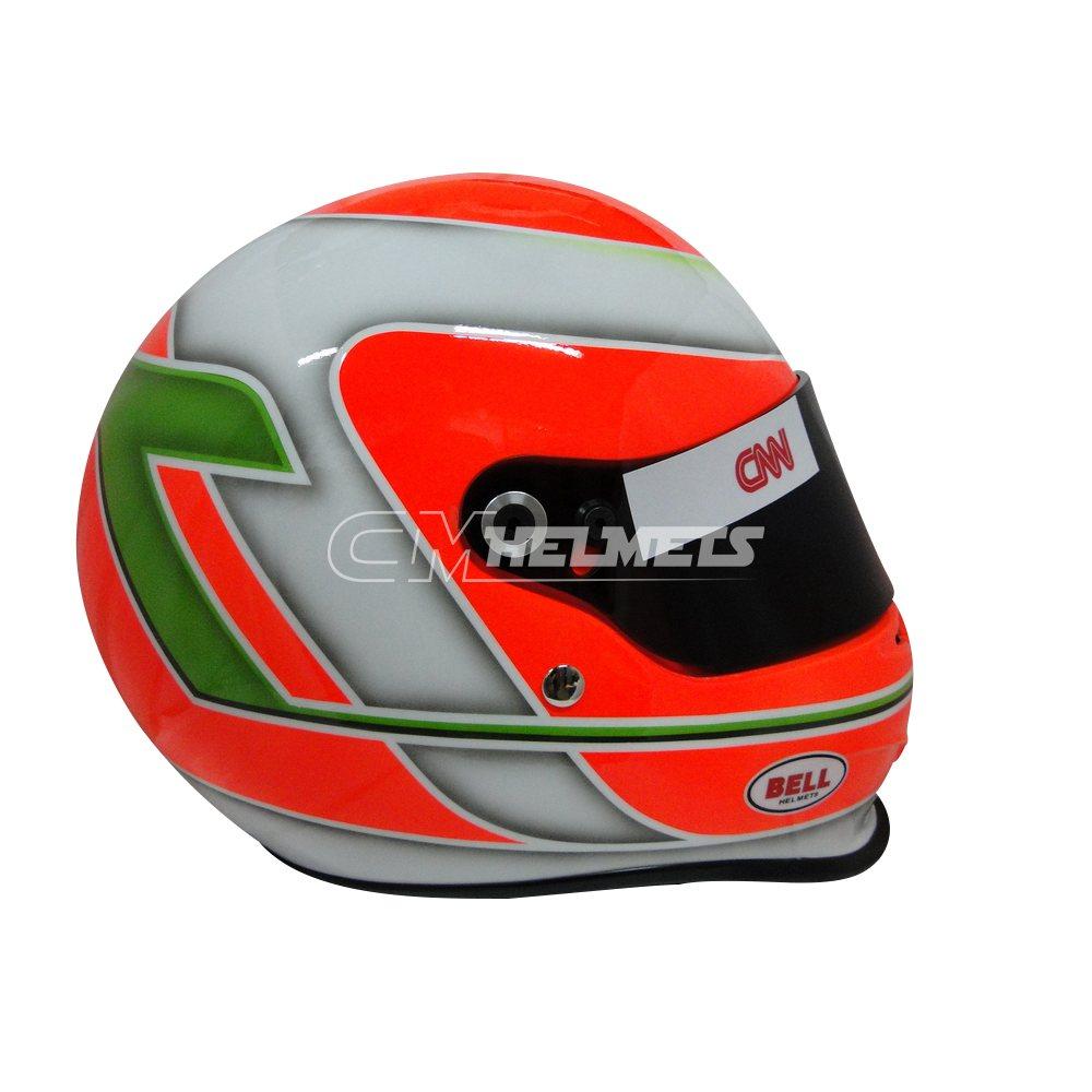 JARNO TRULLI 2011 F1 REPLICA HELMET FULL SIZE