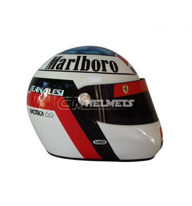 JEAN ALESI 1995 F1 REPLICA HELMET FULL SIZE