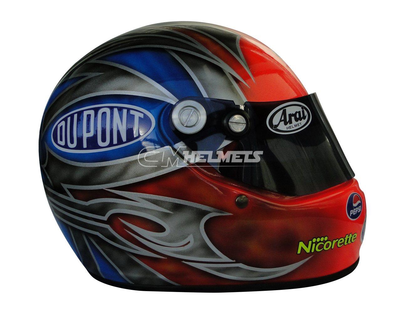 JEFF GORDON 2009 NASCAR REPLICA HELMET