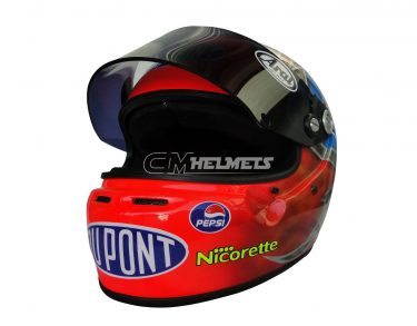 JEFF GORDON 2009 NASCAR REPLICA HELMET