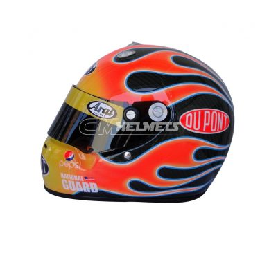 JEFF-GORDON-2010-CARBON-FIBRE-NASCAR-F1-REPLICA-HELMET-FULL-SIZE-2