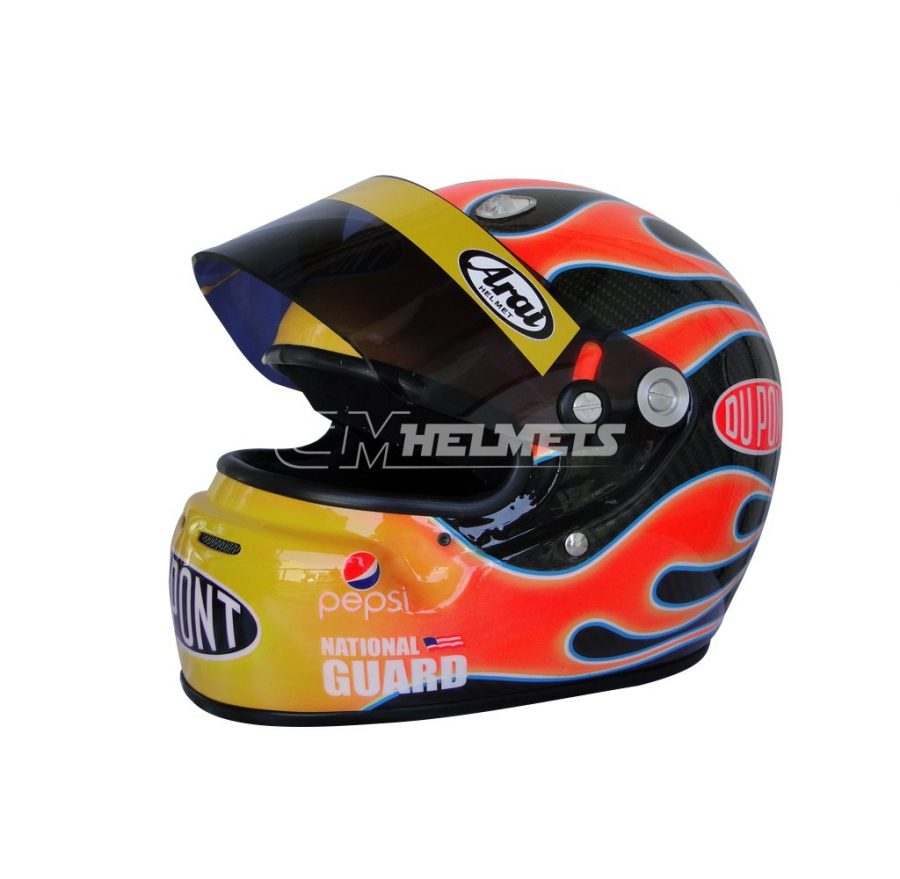 JEFF-GORDON-2010-CARBON-FIBRE-NASCAR-F1-REPLICA-HELMET-FULL-SIZE-4