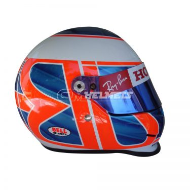 JENSON BUTTON 2006 F1 REPLICA HELMET FULL SIZE