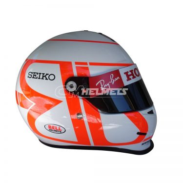 JENSON BUTTON 2006 F1 WORLD CUP EDITION F1 REPLICA HELMET FULL SIZE