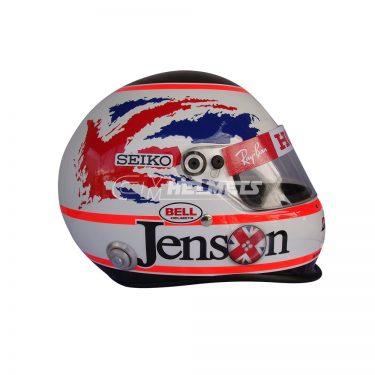 JENSON BUTTON 2008 SILVERSTONE GP F1 REPLICA HELMET