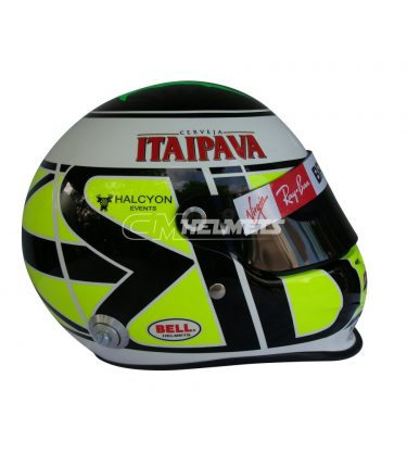 JENSON BUTTON 2009 INTERLAGOS GP WORLD CHAMPION F1 REPLICA HELMET