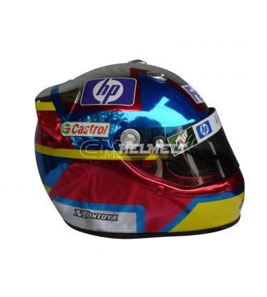 JUAN PABLO MONTOYA 2003 MONACO GP F1 REPLICA HELMET FULL SIZE