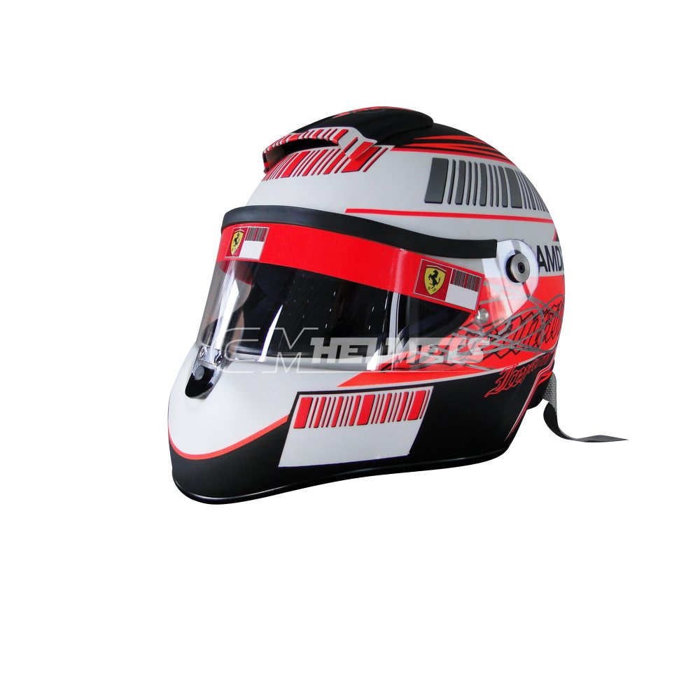 KIMI RAIKKONEN 2007 F1 COMMEMORATIVE F1 REPLICA HELMET