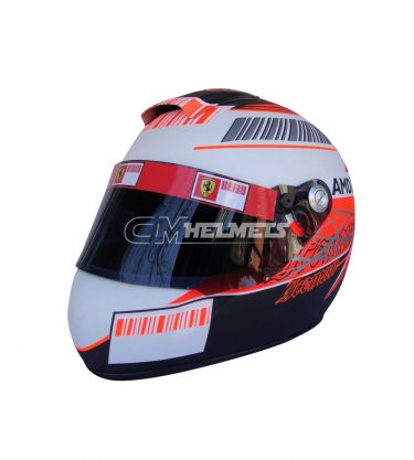 KIMI RAIKKONEN 2007 NOADS EDITION NEW F1 REPLICA HELMET FULL SIZE