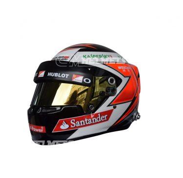 KIMI RAIKKONEN 2015 F1 REPLICA HELMET FULL SIZE