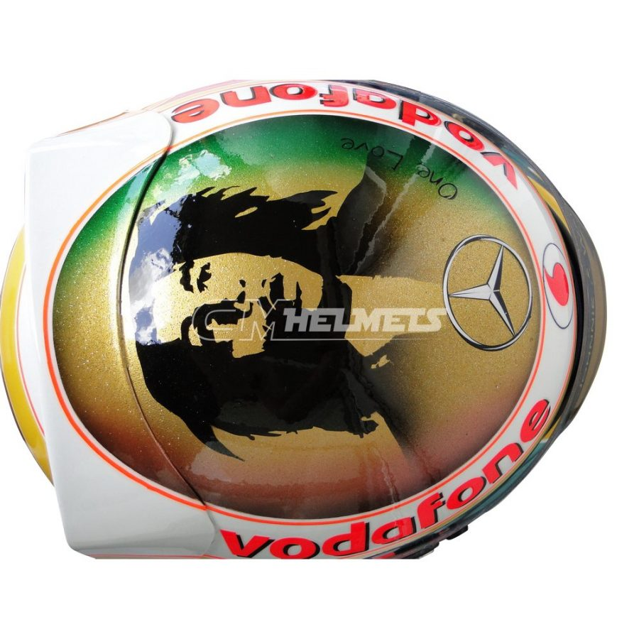 LEWIS-HAMILTON-2011-INDIAN-GP-BOB-MARLEY-TRIBUTE-F1-REPLICA-HELMET-FULL-SIZE-4