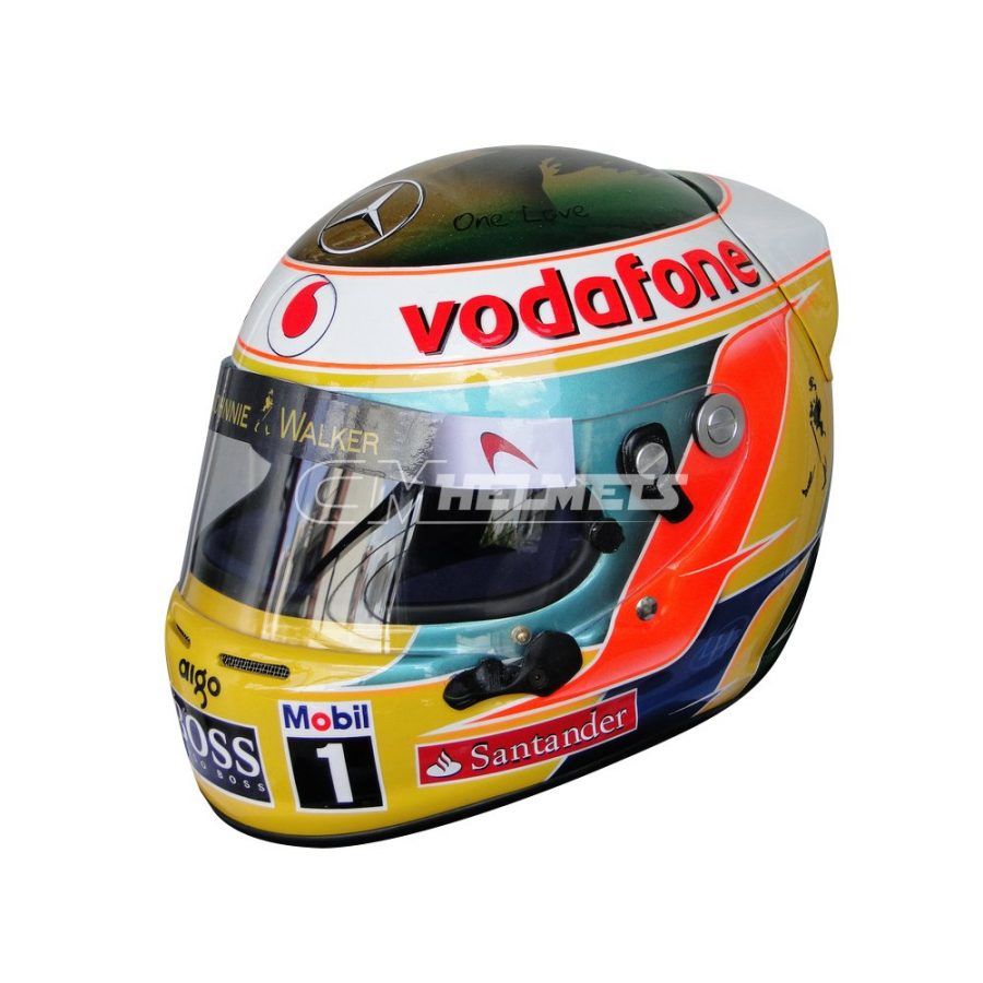 LEWIS-HAMILTON-2011-INDIAN-GP-BOB-MARLEY-TRIBUTE-F1-REPLICA-HELMET-FULL-SIZE-7