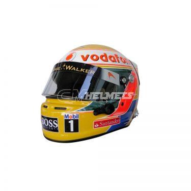 LEWIS HAMILTON 2012 SHANGHAI GP F1 REPLICA HELMET FULL SIZE