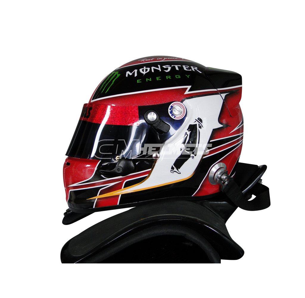 LEWIS HAMILTON 2013 MICHAEL JACKSON TRIBUTE AUSTIN GP F1 ...