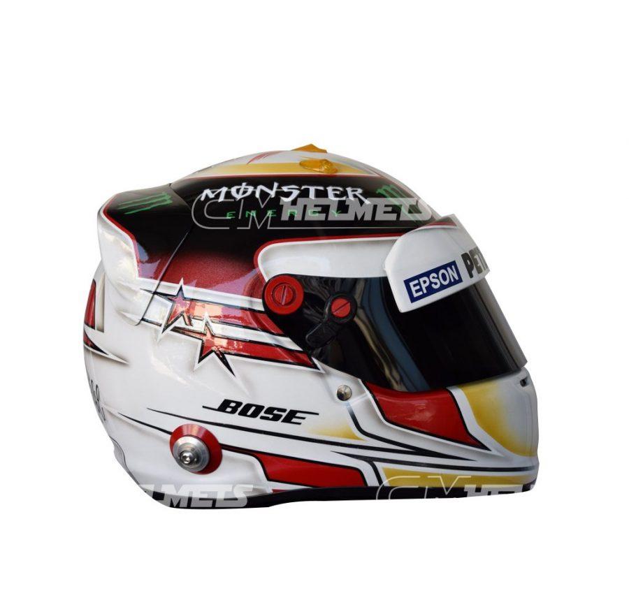 LEWIS HAMILTON 2015 F1 REPLICA FULL SIZE