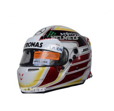 LEWIS HAMILTON 2015 ORIGINAL F1 REPLICA HELMET FULL SIZE