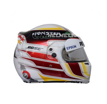 LEWIS HAMILTON 2015 WORLD CHAMPION F1 REPLICA HELMET FULL SIZE