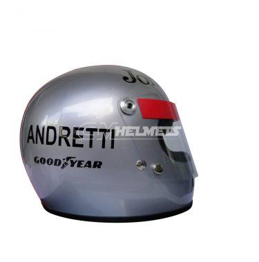 MARIO ANDRETTI 1975 F1 REPLICA HELMET FULL SIZE