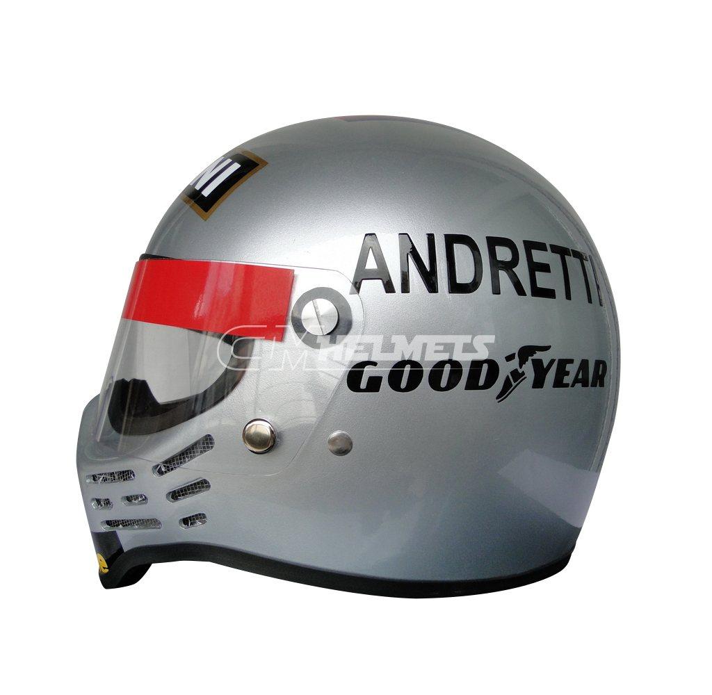 Mario Andretti 1978 World Champion Simpson Bandit F1