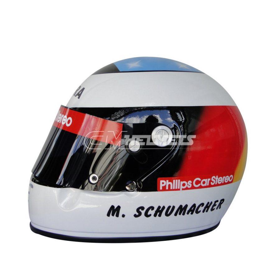 MICHAEL-SCHUMACHER-1991-F1-REPLICA-HELMET-FULL-SIZE-2