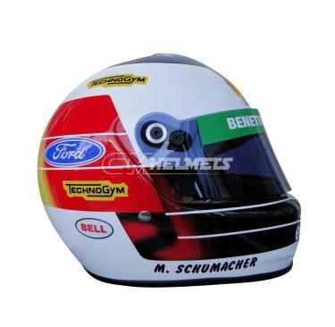 MICHAEL SCHUMACHER 1993 F1 REPLICA HELMET FULL SIZE