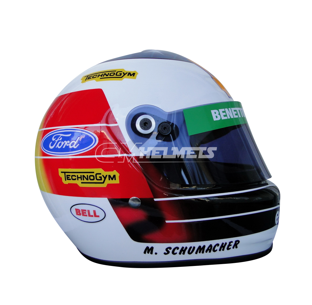 Michael Schumacher 1993 F1 Replica Helmet Full Size Cm