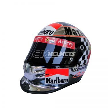 MICHAEL-SCHUMACHER-1998-SUZUKA-GP-F1-REPLICA-HELMET-FULL-SIZE-3