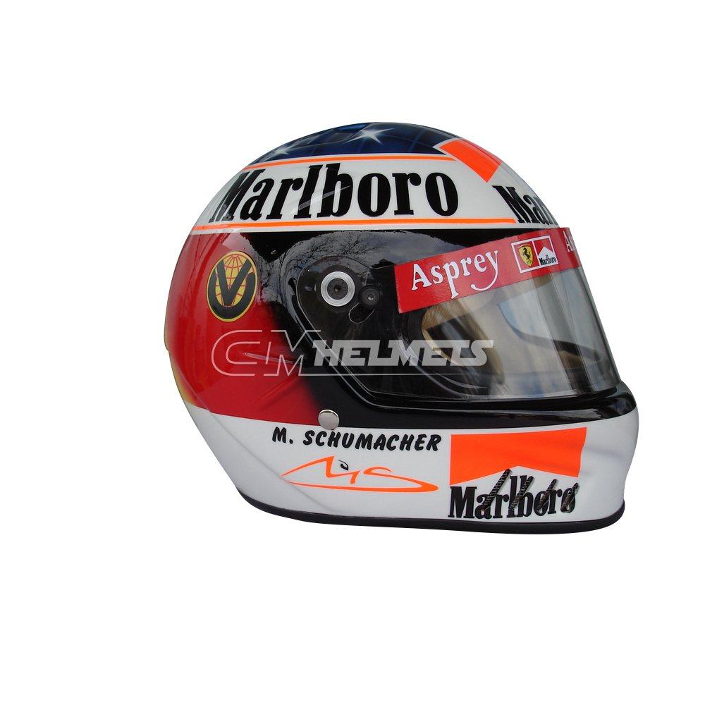 MICHAEL SCHUMACHER 1999 F1 REPLICA HELMET FULL SIZE