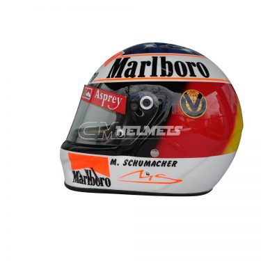 MICHAEL SCHUMACHER 1999 F1 REPLICA HELMET FULL SIZE