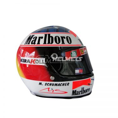 MICHAEL SCHUMACHER 2000 F1 REPLICA HELMET FULL SIZE