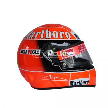 MICHAEL SCHUMACHER 2002 F1 REPLICA HELMET FULL SIZE