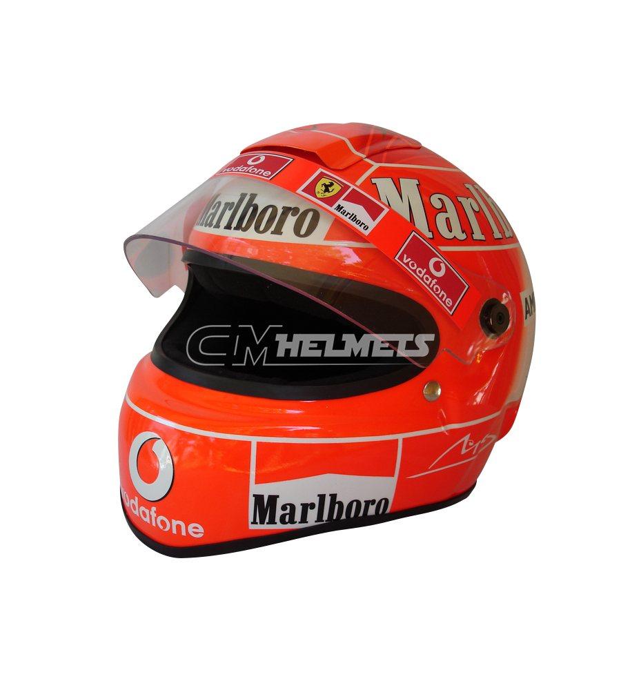 MICHAEL SCHUMACHER 2004 NEW MONZA F1 REPLICA HELMET FULL ...