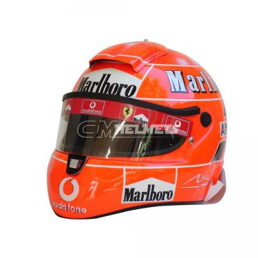 MICHAEL SCHUMACHER 2005 F1 REPLICA HELMET FULL SIZE