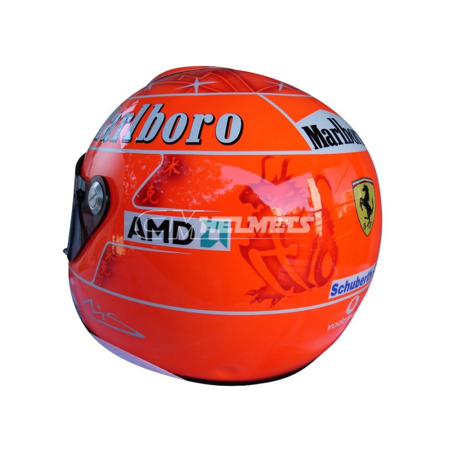 MICHAEL-SCHUMACHER-2006-F1-REPLICA-HELMET-FULL-SIZE-6