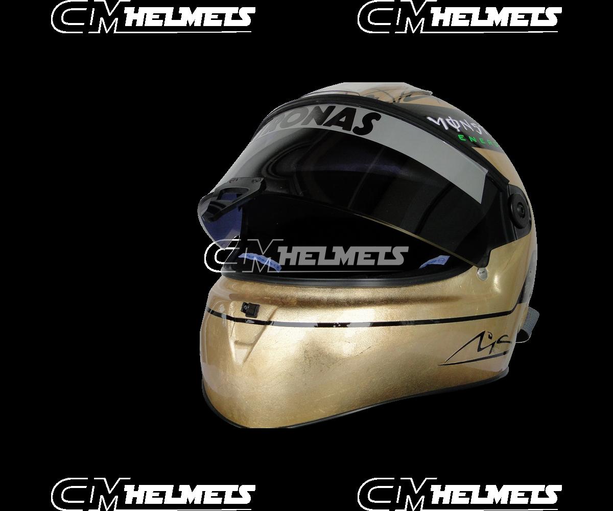 F 18 Helmet MICHAEL SCHUMACHER 201...