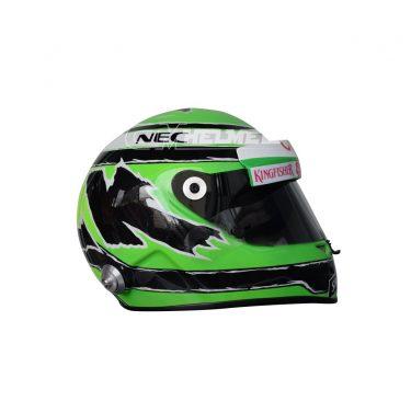 NICK HULKENBERG 2016 F1 REPLICA HELMET FULL SIZE