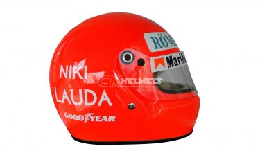 NIKI LAUDA 1976 F1 REPLICA HELMET FULL SIZE