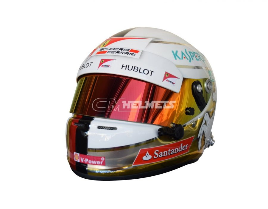 SEBASTIAN-VETTEL-2016-CHROMED-F1-REPLICA-HELMET-FULL-SIZE-13