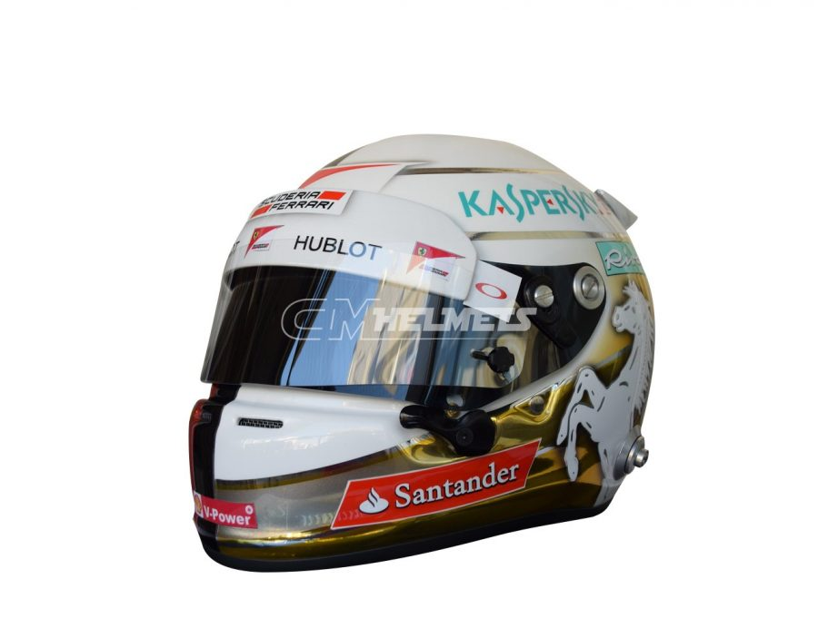 SEBASTIAN-VETTEL-2016-CHROMED-F1-REPLICA-HELMET-FULL-SIZE-4