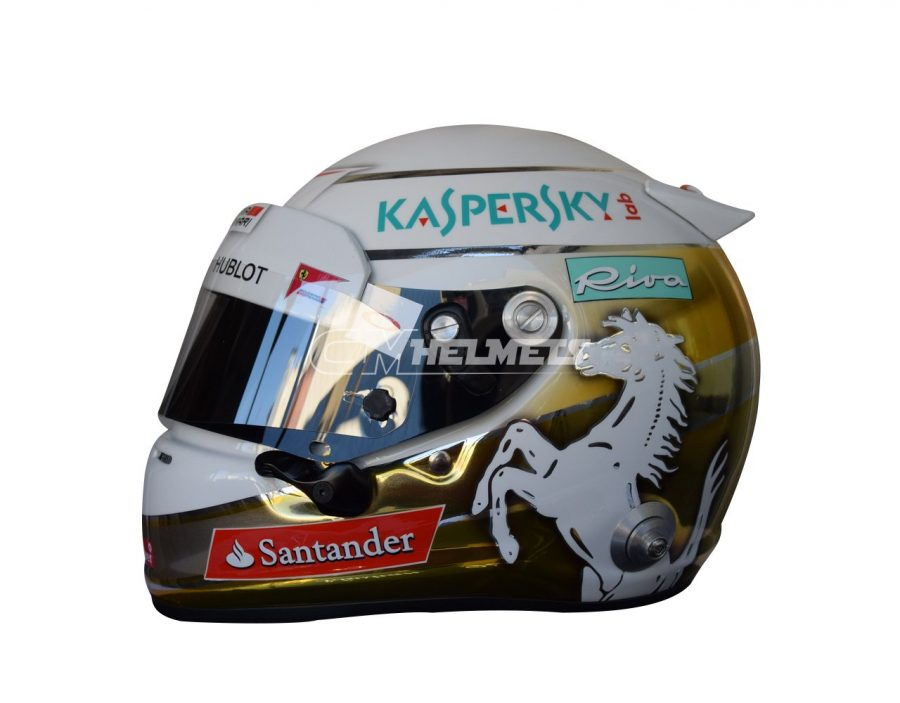 SEBASTIAN-VETTEL-2016-CHROMED-F1-REPLICA-HELMET-FULL-SIZE-5