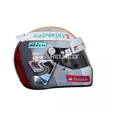 SEBASTIAN VETTEL 2016 MONZA GP F1 REPLICA HELMET FULL SIZE